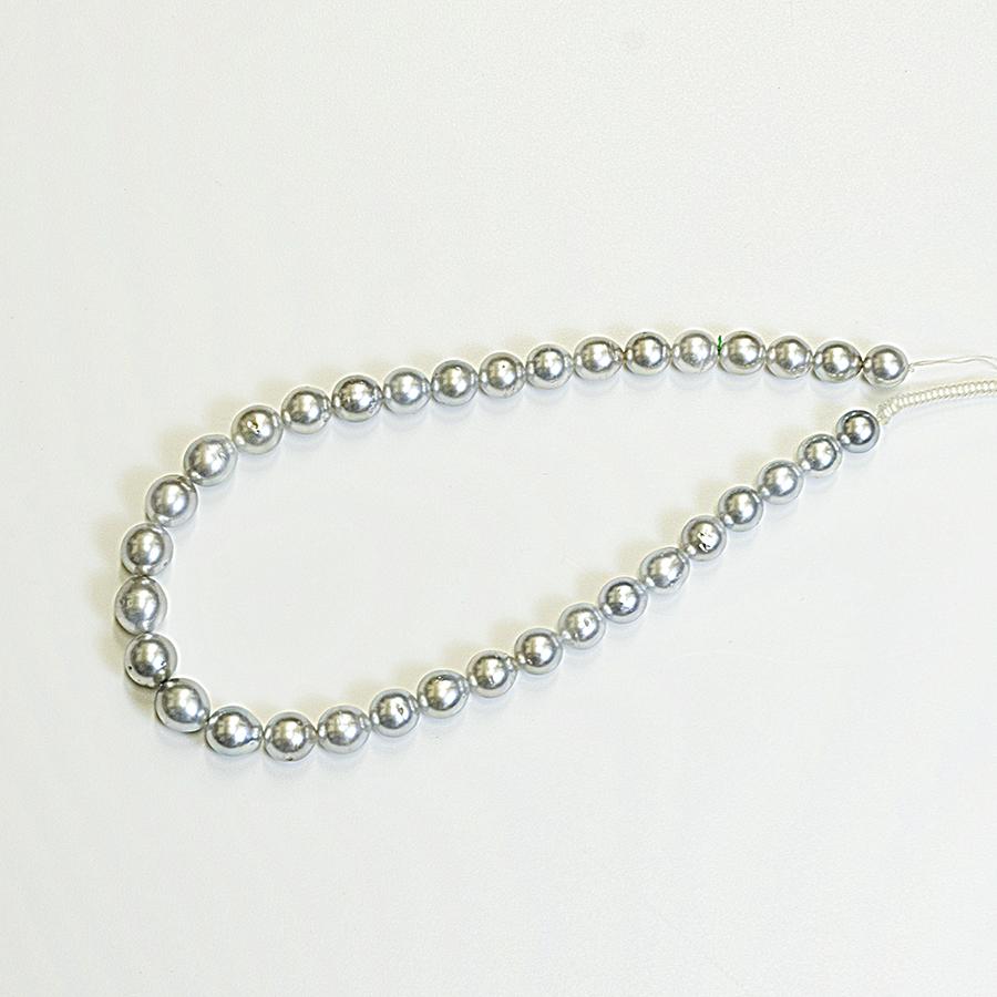 オーダーネックレス・あこや本真珠8.5mmナチュラル・42cm・金具(クラスプ)シルバー加工予定